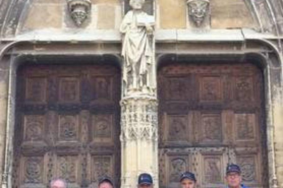 La journée du clocher à Saint Côme d' Olt