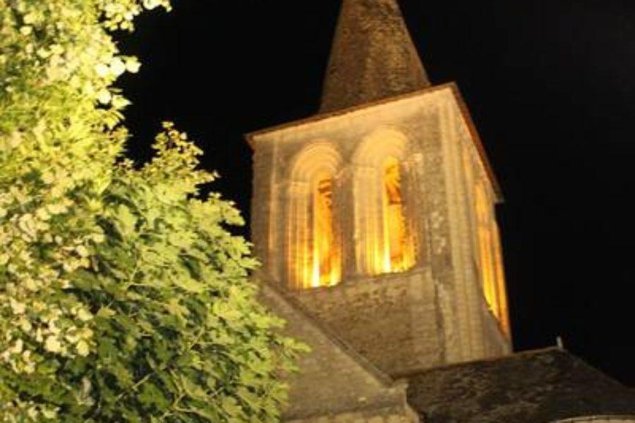 Mouliherne église saint Germain