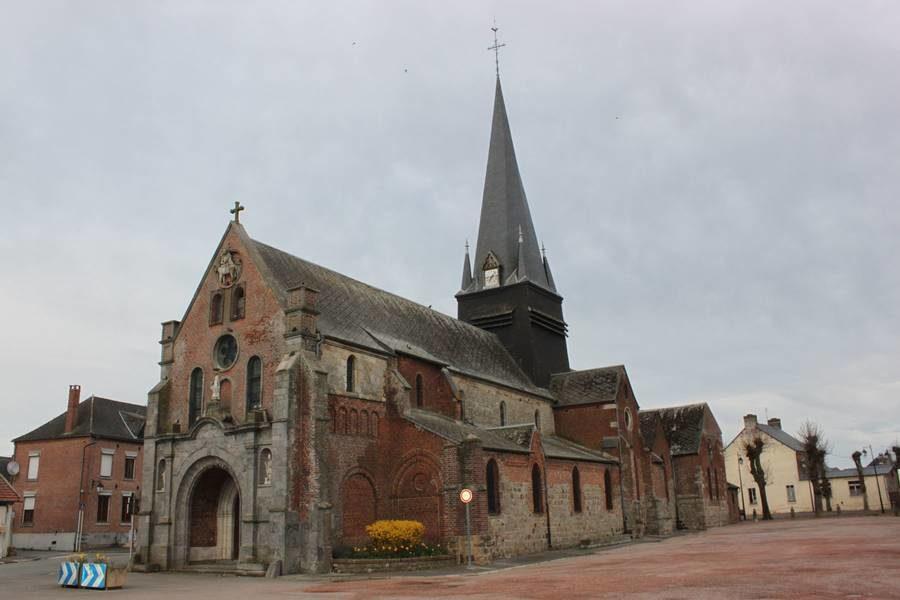 Offranville (Normandie) – Niedermorschwhir (Alsace)