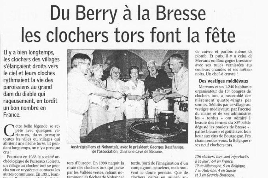 Le Berry St Outrille – Nohant en Graçay