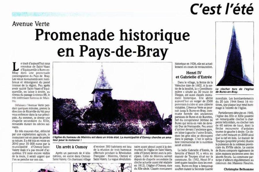 Bures en Bray (Seine Maritime)