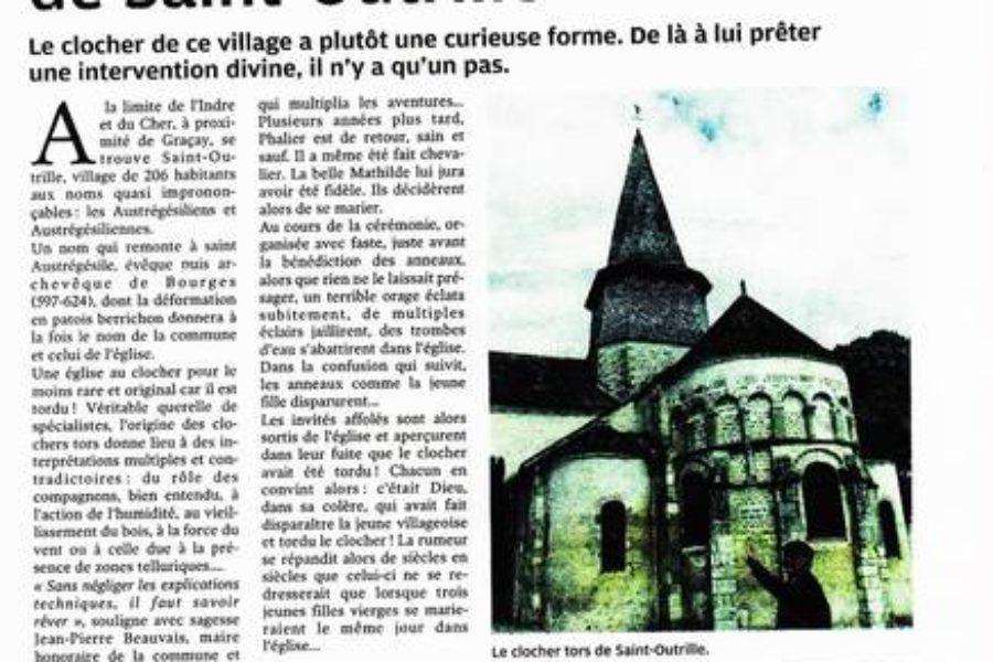 Saint Outrille (Nouvelle République)
