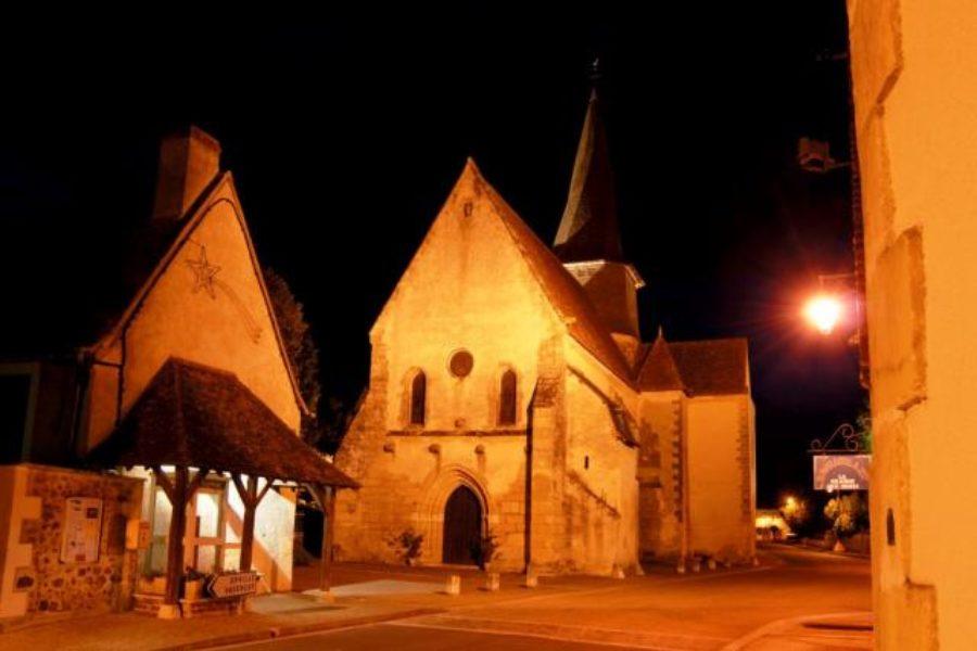 Saint-Outrille