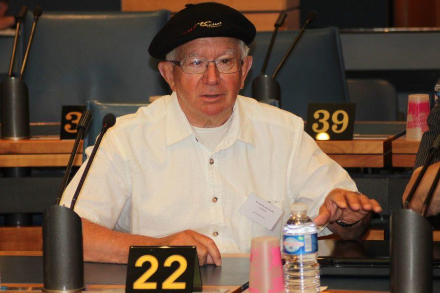 Québriac – au revoir Jean-Claude GOUPIL