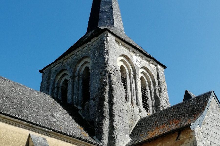 SERMAISE (Maine et Loire)