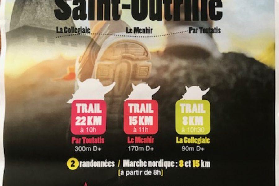 4ème trail de Saint Outrille (Cher)