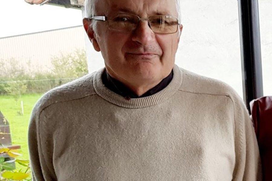 Daniel BEAULATON Trésorier de l'A.C.T.E.
